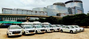 employee transportation services vehicles